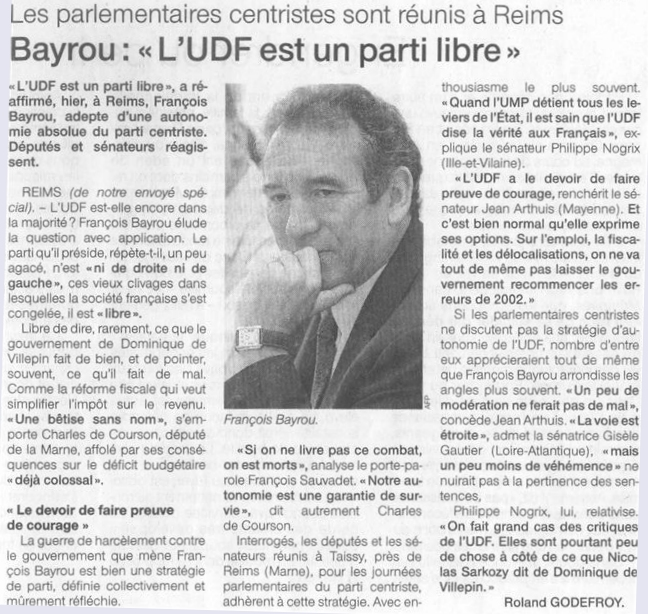 Ouatchespotingue que portent nos politiques page 5 for Les nains portent quoi